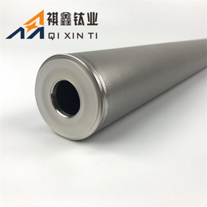 316L Stainless Steel Metal Porous Sintered Filter Tube