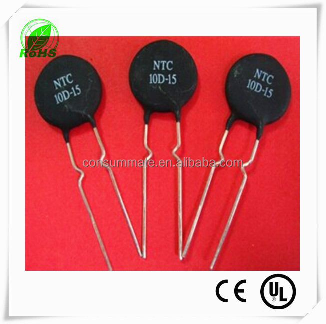 5 Ohm 7mm UPS Power NTC Thermistors