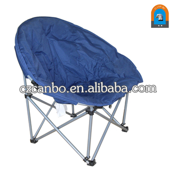 CB 070 Folding Moon Chair For Camping And Living Room Use
