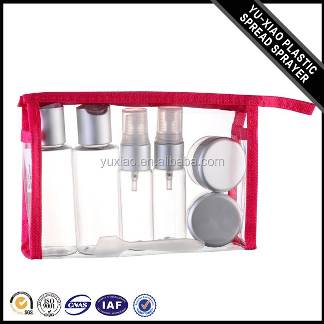 Wholesale Products China WK-T-8 air travel bottle set
