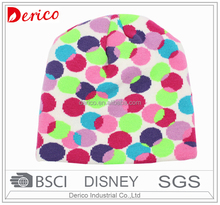 child fahison knit winter acrylic beanie hat