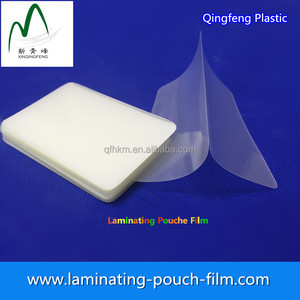 index card laminating pouches