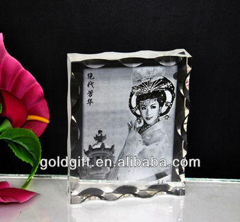 3D Crystal Photo Frame Gifts