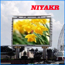 Top ten manufacturers of led display 2012 innovative outdoor