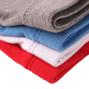 free clothing samples cheap bulk cotton fabric french mens underwear