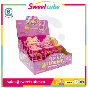 Girl candy toy baby doll toys