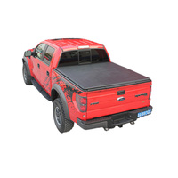 wholesale exterior accessories pickup canopy for Silverado 8' Long Bed 2007-2014
