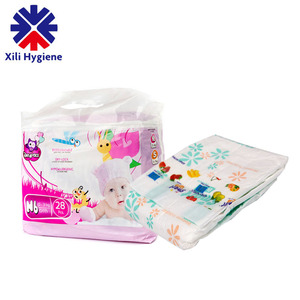 Breathable Sleepy Abdl Diaper High Absorption Baby Diapers For Child