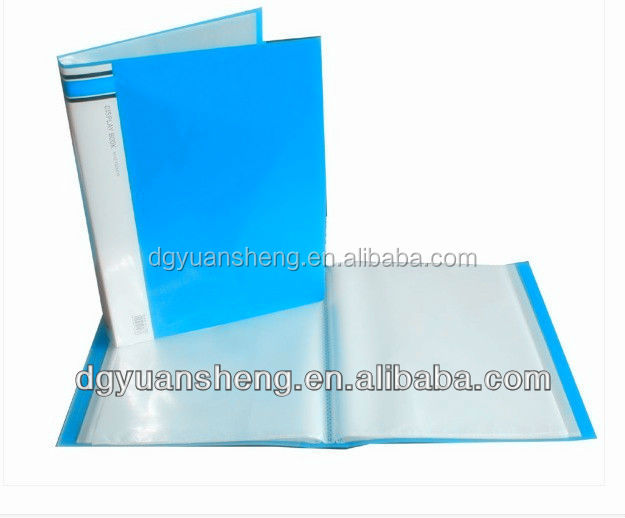 personalized stationery plastic file boxes from dongguan stationery factory