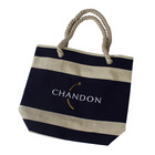 Promotional well-made folding cotton shopping tote bags can be customized