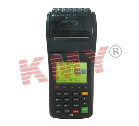 wireless wifi & GSM/GPRS handheld POS for selling lottery/bus tickets