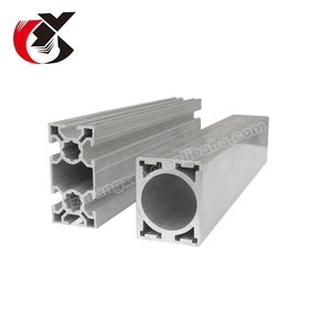 aluminium extrusion profile 6060 6061 t4,types of aluminum profiles