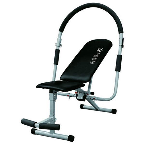 Js-005 Ab Roller Sit Up Exercise Equipment Abdominal Bench Muscle ...