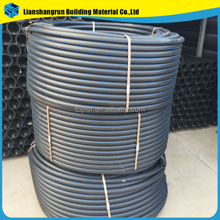 plastic irrigation pipe hdpe 1 inch pe pipe prices list