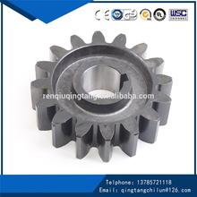 Stainless Steel plastic spur gear for paper shredder with top quality