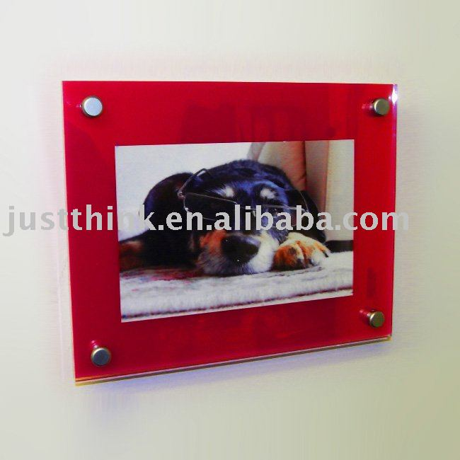 custom acrylic wall frame buy wall framewall mounted acrylic photo frames acrylic wall hanging picture frames product on alibabacom
