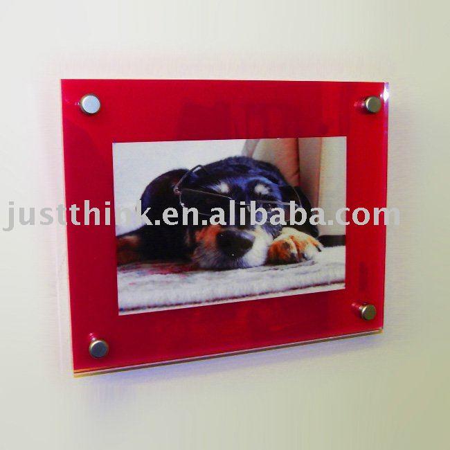 custom acrylic wall frame buy wall framewall mounted acrylic photo frames acrylic wall hanging picture frames product on alibabacom