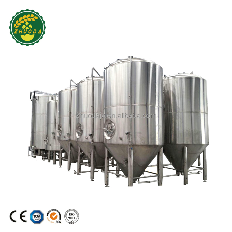 SUS304 100L To 30000L The Price Fermentation Tank
