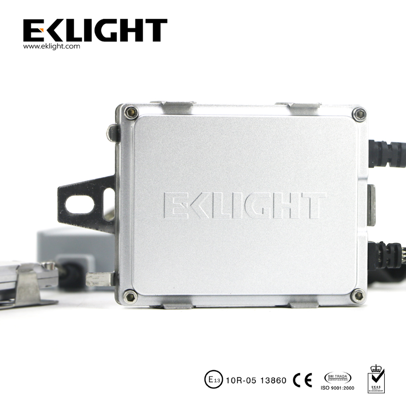 EKLIGHT Factory Fast Start Ballast H7 HID Xenon Kit
