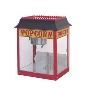 Super September Corrosion Resistance Gas Type Commercial Popcorn Making Machine
