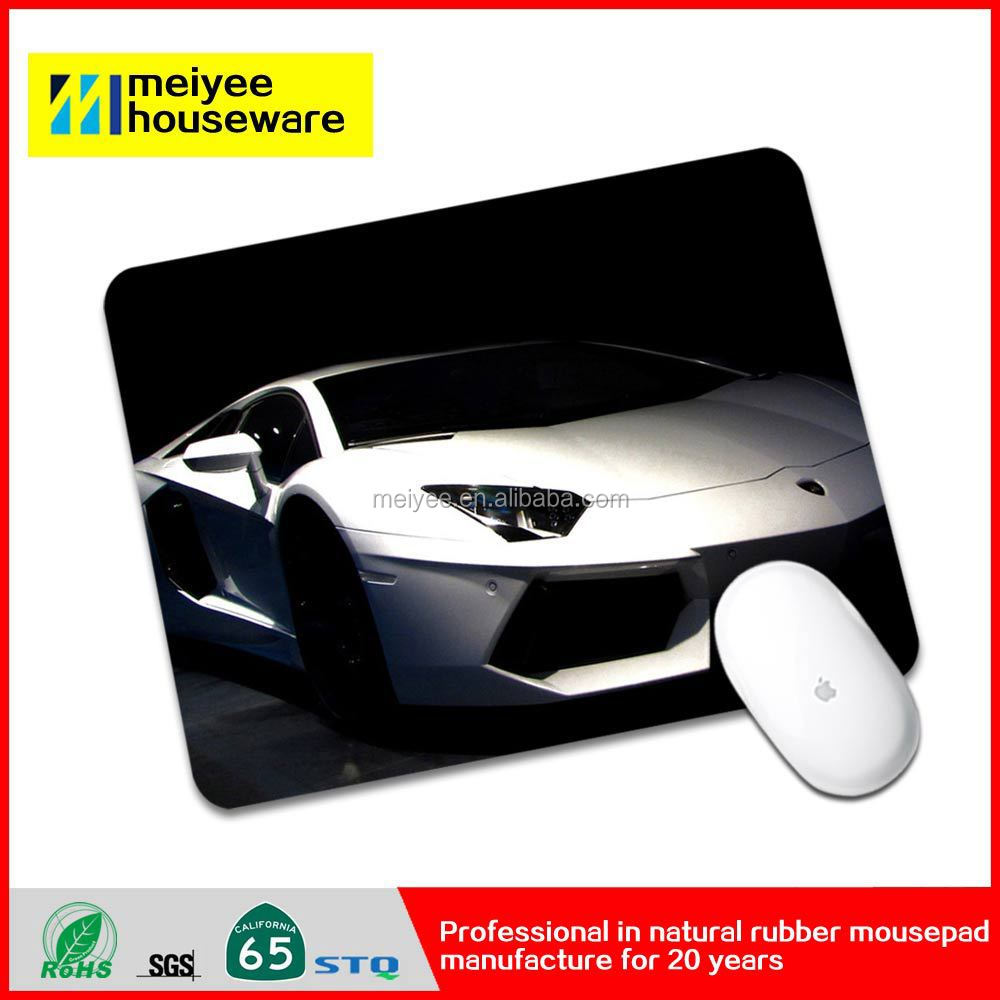 Meiyee rofesstioanal cheap Mousepad with Full Color Printed