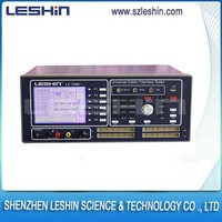 Programmable electrical wire testing instruments