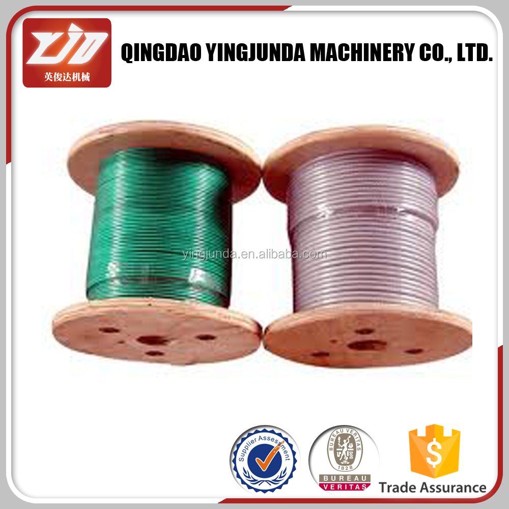 Rigging wire 7x7 Steel Wire Rope 10mm
