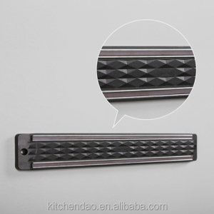 13 inch Diamond Magnetic Knife Bar, Knife Storage Strip, Magnetic Kitchen Knife Holder,
