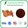 8% Yohimbine pure HCL Health care product Yohimbe Bark Extract Powder