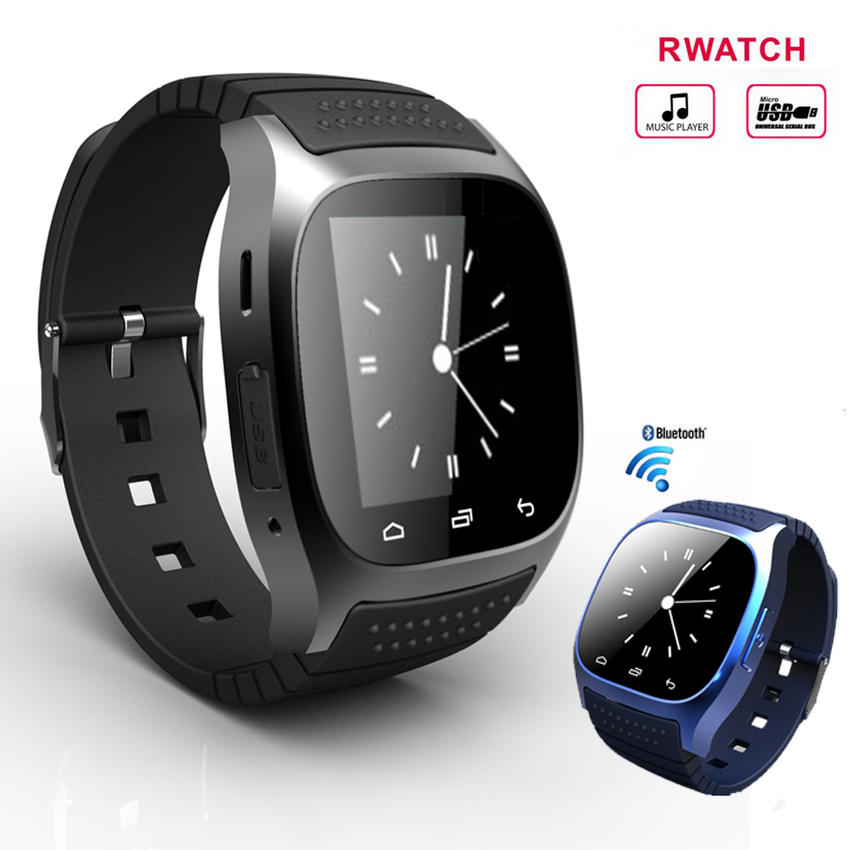 Luxury Bluetooth Smart Watch M26 RWatch u watch Sm...
