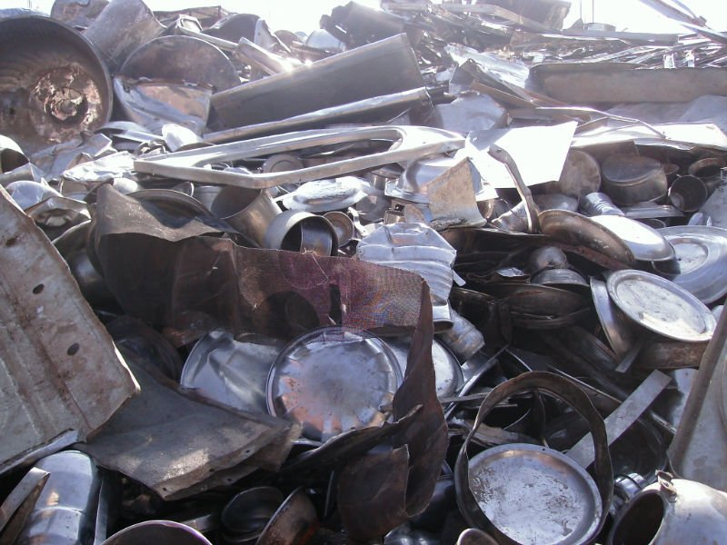 stainless steel 304 grade solid scrap