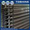 China 2014 new product aluminum heatsink for triode , aluminum profile industrial with mill finish