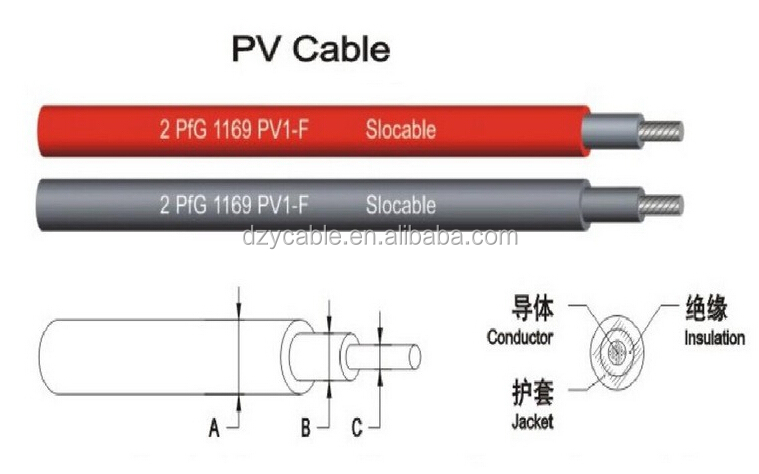 pv cable dc solar cable 6mm2 buy solar cable solar cable solar cable product on. Black Bedroom Furniture Sets. Home Design Ideas