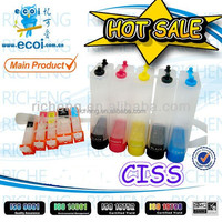 Gold value! 6BK/6C/6M/6Y/6PC/6PM ciss cartridge for BJC I960