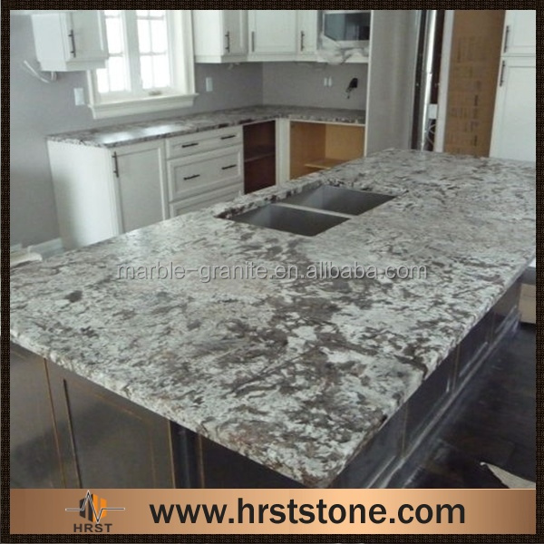 African Rainbow Granite Kitchen Countertops