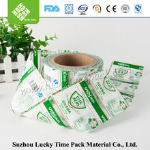 Customized Design OPS Heat Wrap Film Label for Plastic Cup