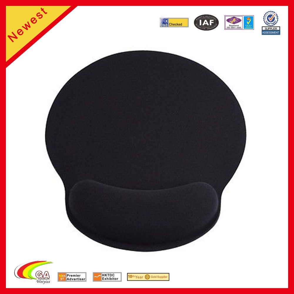 Mouse Pad Cushion Wrist Hand Rest Support Comfort Soft PC Platform