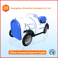 60V shopping mall play set electric battery powered children ride bobby car