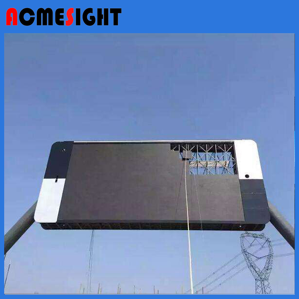 P10 Outdoor Full Color Advertising Trucks Variable Message Signs Custom Ads Screens LED P10