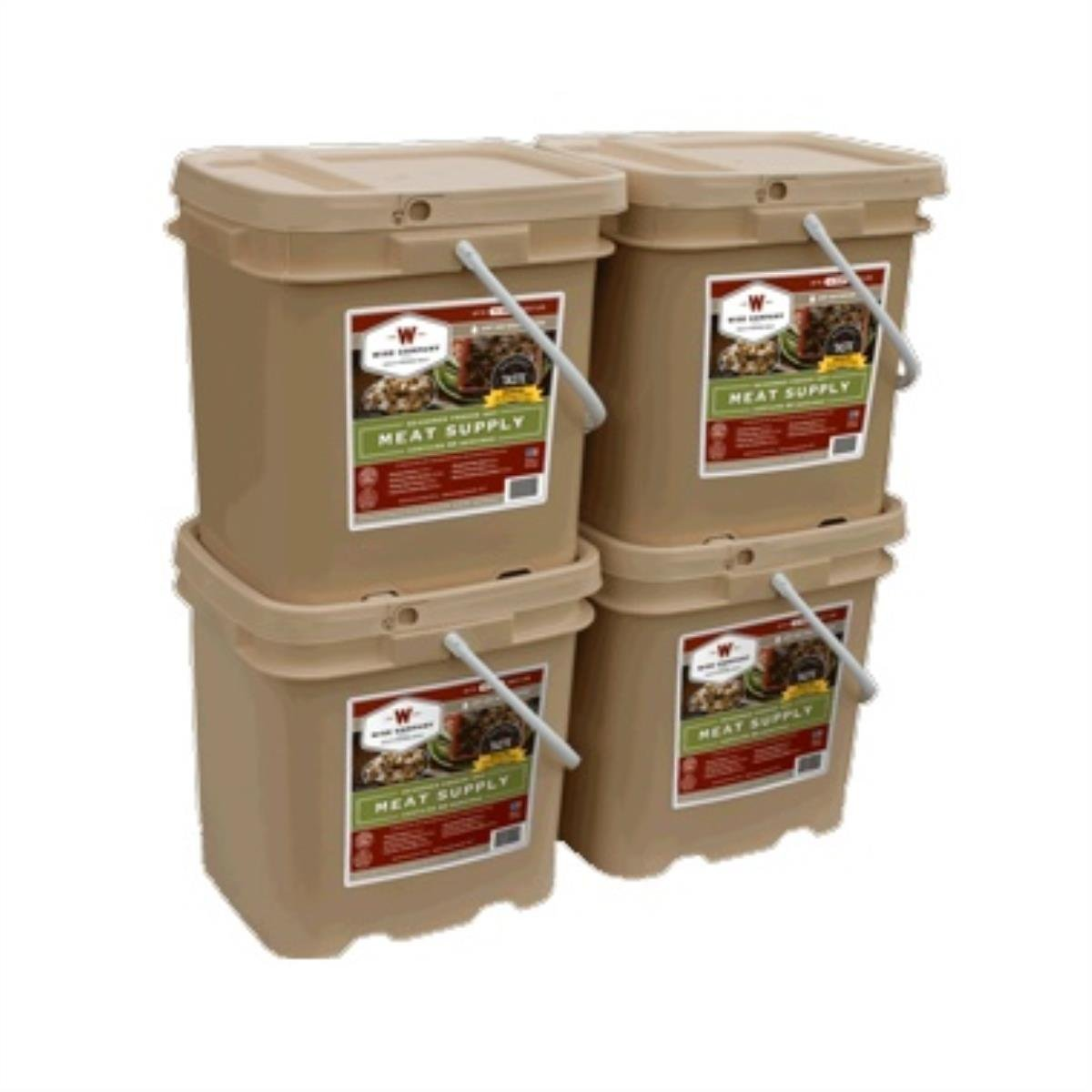 Wise Foods Storage Meat Bucket - 240 Servings