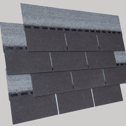 Factory Direct Roofing 3-Tab Asphalt Shingles