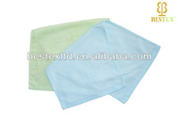Luxury Soft Mini Solid color Terry cloth Bamboo hand towels in bulk