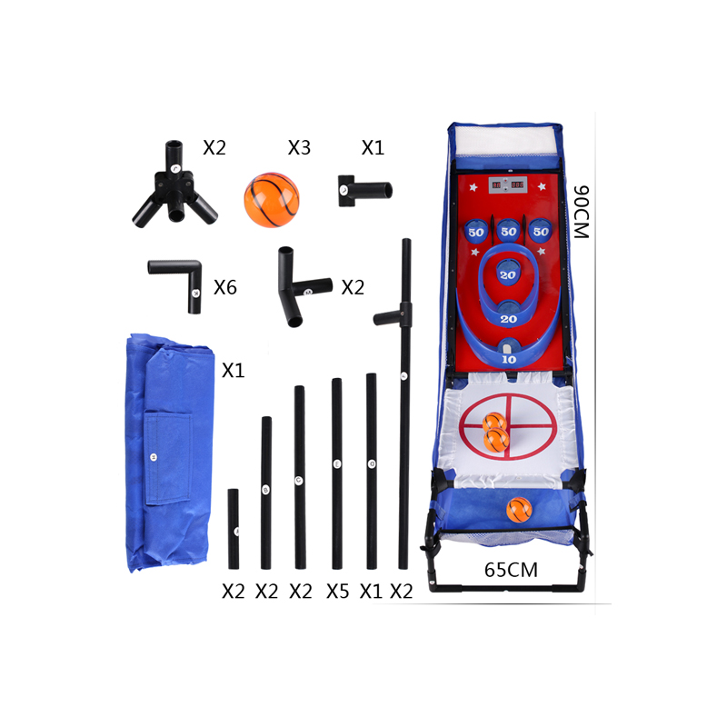Popular 90CM kids basketball stands sport toys home gym