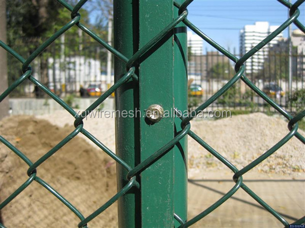 Alibaba Safety Removable Chain Link Fence,Chain Link Fence Top Barbed Wire  Buy Removable Chain