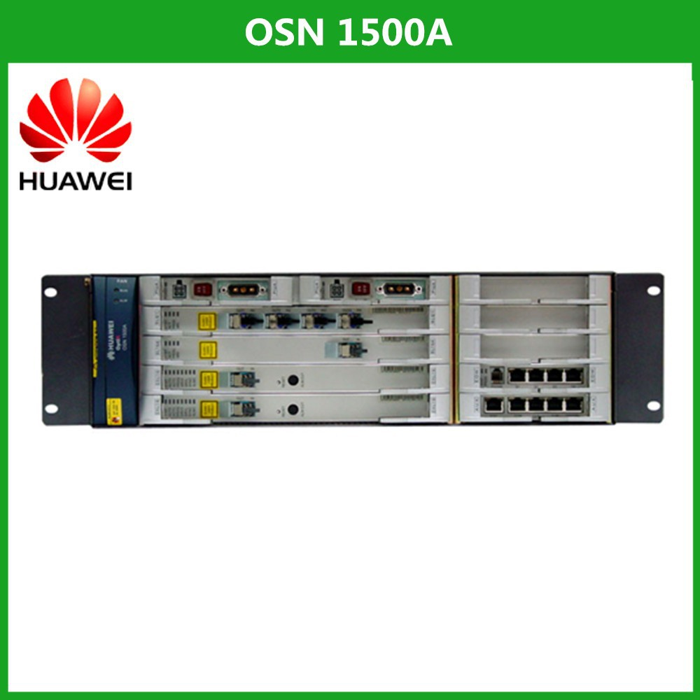 Huawei OptiX OSN 1500A Telecoms Transmission MSTP System Equipment