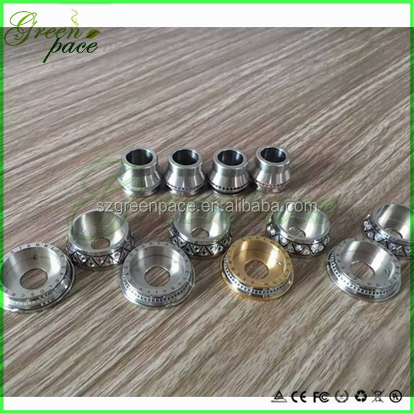 2017 Wholesale ecig vape accessories RDA protect ring Atomizer decorative protection ring