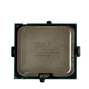 2.8GHz 4Mb Intel Pentium 4 915 Duo Core KU189 For Dell Dimension 9200 For Dell OptiPlex 745 For Dell XPS 410