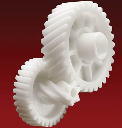 China Gear Supplier Custom Plastic Helical Gear For Electric Motor ...