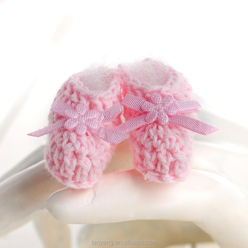 b3abaf530 Baby Booties Pink Baby Booties Baby Girl Shoe Baby Booty Newborn Baby