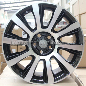 Wheel Rims 4x4 For Suv Car Aluminium Alloy Wheels Rim For Middle ...